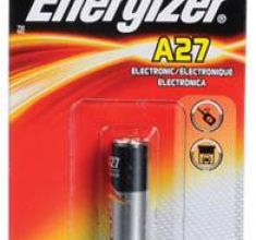 Pin tròn mini Energizer A27